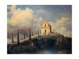 Ossuary at Solferino Giclee Print by Carlo Bossoli