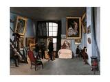 The Artist's Studio, Rue De La Condamine Posters by Jean-Baptiste-Armand Guillaumin