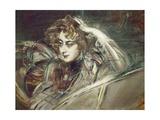 Portrait of Madame X, Melancholia Posters by Giovanni Boldini
