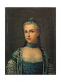 Isabel from Parma, 1780-1799 Art by Giuseppe Baldrighi