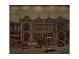 Montparnasse Station Poster von Louis Vivin