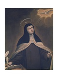 St. Teresa of Avila Posters by Alonso Del Arco