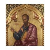 Apostle Poster by Onufri Qiprioti
