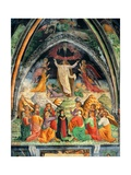 Ascension of Christ, 15th C, Church of Saint Francis Posters