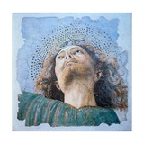 Head of an Apostle (Detached Fresco) Giclee Print by Melozzo degli Ambrogi