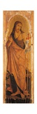 John the Baptist, Polyptych of Monterubbiano Prints by Pietro Alemanno