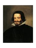 Count Olivares Prints by Diego Rodriguez de Silva y Velazquez
