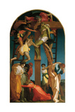 Deposition from the Cross Posters by Rosso Fiorentino