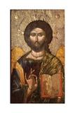 Christ Pantocrator Art by Onufri Qiprioti
