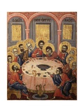 Last Supper Giclee Print by  Terpo & Eftim