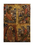 Icon of Four Evangelists Posters