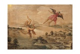 Icarus Is Falling, Daedalus, His Father, Still Flies, C. 1550-1599 Posters