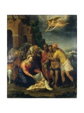 Adoration of the Shepherds Giclee Print by Sebastiano Filippi