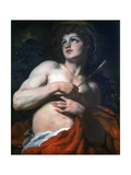 Saint Sebastian Prints by Ambrogio Bon