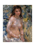 Young Woman in the Sun Prints by Pierre-Auguste Renoir