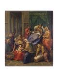 Birth of the Virgin Mary Posters by Sebastiano Filippi
