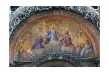 Triumph of Christ Prints by Lattanzio Querena Querena