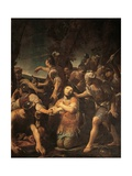 Saint Alexander Brought to His Martyrdom Art by Giuseppe Maria Crespi