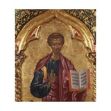 Apostle Prints by Onufri Qiprioti