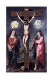 Crucifixion of Christ Posters by Bartolomeo Passarotti