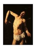 Saint Sebastian Posters by  Caravaggio