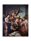 Saint Helen Finds the True Cross of Jesus Christ Prints by Antonio Vianelli