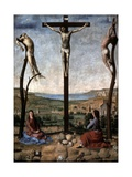 Crucifixion (Christ Between the Two Thieves) Prints by  Antonello da Messina
