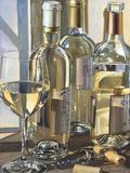 Vino I Reproduction procédé giclée par  Moss