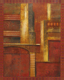 City Towers I Giclee Print by  Giovanni