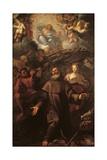 Temptations of Saint Antony the Abbot Prints