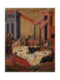 Last Supper Giclee Print by Kostantin Shpataraku