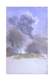 Eruption of Vesuvius (Volcano Erupting) Prints by Giuseppe De Nittis
