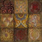 Mosaic III - Detail I Giclee Print by  Douglas