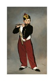 Fifer or Young Flautist Giclee Print by Édouard Manet