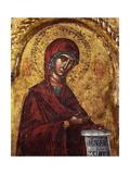 Virgin Mary Prints by  Nicholas