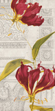 Architectural Flower II Impressão giclée por Maria Mendez