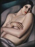 The Dream Giclee-trykk av Tamara de Lempicka