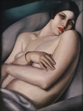 The Dream Giclée-Druck von Tamara de Lempicka