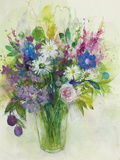 Summer Poem Giclee Print by Ann Oram