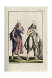 Two Indian Women with Waterjugs Giclee Print