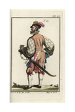 Swiss Army Officer, 1588 Giclee Print