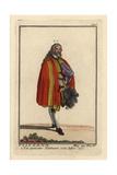 Spanish Nobleman, 1577 Giclee Print