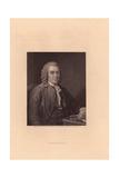 Carl Linnaeus (1707-1778) Giclee Print