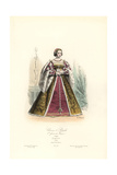 Eleanor of Austria or Castile (1498-1558), Second Wife to Francois I, 1530 Giclee Print