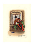 Male Fashion Giclee Print by Charles Martin