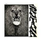 Santana Print