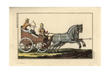 Syrian Sickle-Chariot Giclee Print
