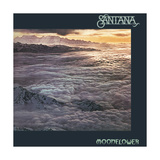 Santana: Moonflower Plakater