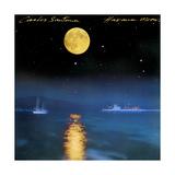 Santana: Havana Moon Poster