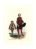 James, Marquis of Hamilton Giclee Print